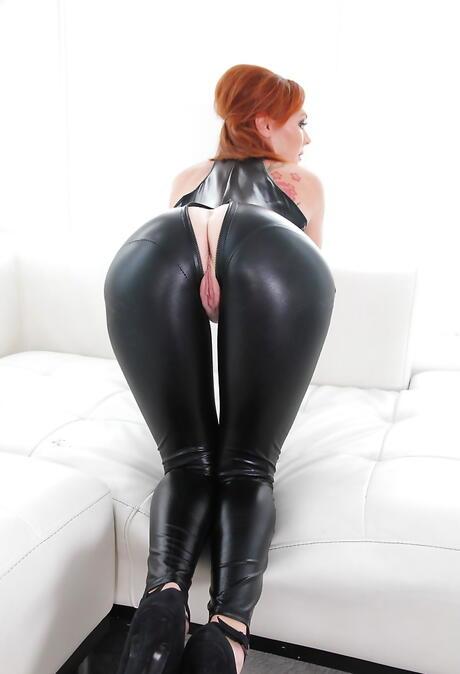 Huge boobs latex